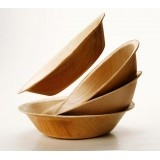 Buy Palm leaf bowls - 25 mini