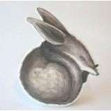 Renee Treml brooch - bilby