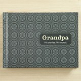 Buy My Grandpa Interview Book