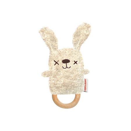 DINGaRING (bonnie bunny) teething toy
