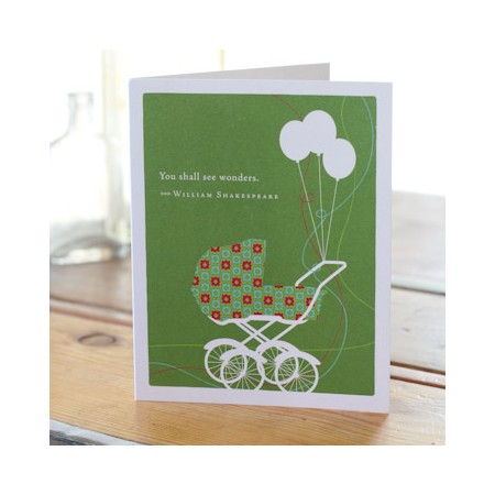 PG greeting cards - you shall see wonders
