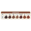 Surya henna hair colouring cream - chocolate brown