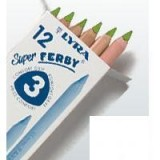 Lyra triangular superferby pencil: white 001