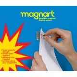 Buy Magnart magnetic hanging system - pack of 50