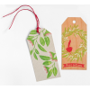Earth Greetings Christmas gift tags (10)