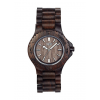 WeWood watch - date chocolate