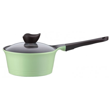 Nature+ Neoflam 18cm non stick sauce pan (apple green)