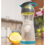 Buy Wherever Water Bottle - blueberry