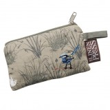 Buy Blue Wren purse