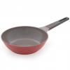 Nature+ Neoflam 26cm non stick wok - sunrise
