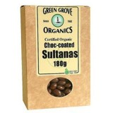 Buy Green Grove organic chocolate sultanas