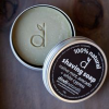 Dindi shaving soap tin - native mint, avocado & white cypress