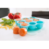 Wean Meister freezer pods - turquoise