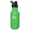 Klean Kanteen classic 18oz 532ml Stainless Steel Water Bottle - organic garden