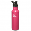 Klean Kanteen (27oz) 800ml bottle - pink anenome