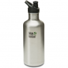 Klean kanteen classic 40oz 1182ml Stainless Steel Water Bottle - brushed steel