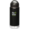 Klean Kanteen wide insulated ss bottle (16oz) 473ml - black eclipse