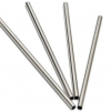 Stainless steel straw (8mm) - set of 4