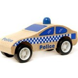 Buy Click Clack police car