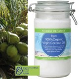 Buy Organic coconut oil - Niugini Organics raw coconut oil 1 litre