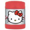 Thermos FUNtainer stainless steel insulated food jar - hello kitty