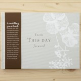 Buy From This Day Forward - wedding guest book