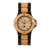 WeWood watch - date black/beige