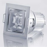 Buy Brightgreen LED Downlight D400 Cube All in One 7w