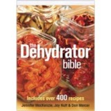 Buy The Dehydrator Bible - recipe book