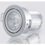 Buy Brightgreen LED Downlight D400 Curve All in One 7W