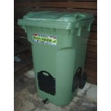 Worm habitat 360L commerical kit with 2000 worms