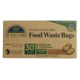 Buy If You Care compostable bags - food waste 11.4L (30 bags)