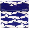 Lunchskins Sandwich Bag - Navy Sharks