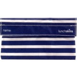 Buy Sandwich bags - Lunchskins snack size (stripe blue)