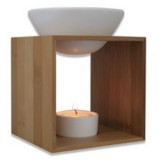 Buy iKOU oil burner - bamboo spa