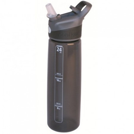 Contigo 700ml water bottle - autospout addison charcoal
