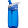 Camelbak 400ml kids Plastic Water Bottle eddy - blue