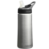 Camelbak 600ml Filter Water Bottle Groove - stainless steel