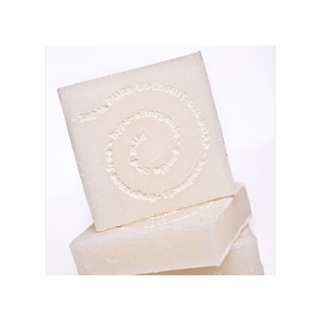 Corrynne's pure coconut soap 100g