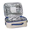 Insulated lunch box - blue dinosaur by SoYoung
