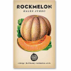 Heirloom seeds - rockmelon hales jumbo