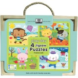 Buy Green start jigsaw box set - play day