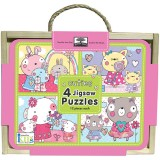 Buy Green start jigsaw box set - cuties