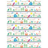 Buy Earth Greetings wrapping paper - feathered friends