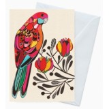Buy Earth Greetings 'Inaluxe' card - beautiful lory
