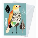 Buy Earth Greetings 'Inaluxe' card - firetail
