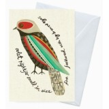 Buy Earth Greetings 'Inaluxe' card - owlet nightjar