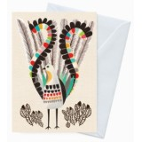 Buy Earth Greetings 'Inaluxe' card - superb lyrebird
