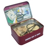 Buy Gift in a tin - mini flower pressing kit