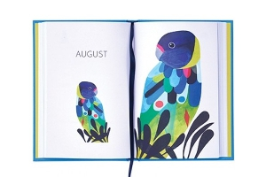 Earth Greeting Inaluxe 2017 Diary